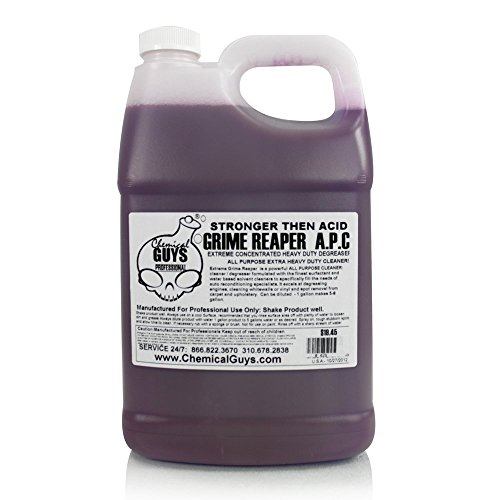 Chemical Guys CLD_104 Grime Reaper Extremely Strong Degreaser