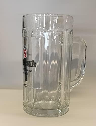 Becks - Jarra de cristal de 0,5 mm, para cerveza o cerveza