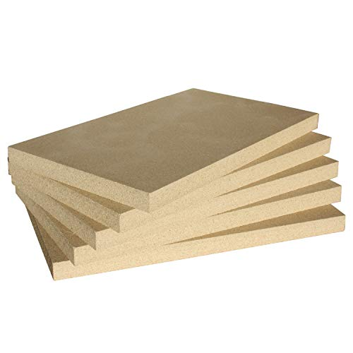 HARK 5x Vermiculiteplatten Thermax SF 600 500x300x25 mm