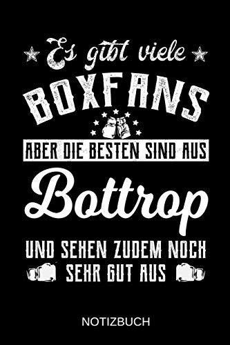 Es gibt viele Boxfans aber die besten sind aus Bottrop und sehen zudem noch sehr gut aus: A5 Notizbuch | Liniert 120 Seiten | Geschenk/Geschenkidee ... | Ostern | Vatertag | Muttertag | Namenstag