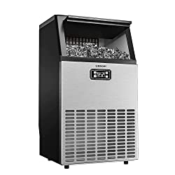 Image of Euhomy Commercial Ice Maker...: Bestviewsreviews