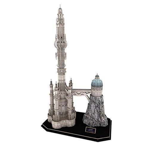 CubicFun - Puzzle 3D - Warcraft Karazhan Tower - DS0943H