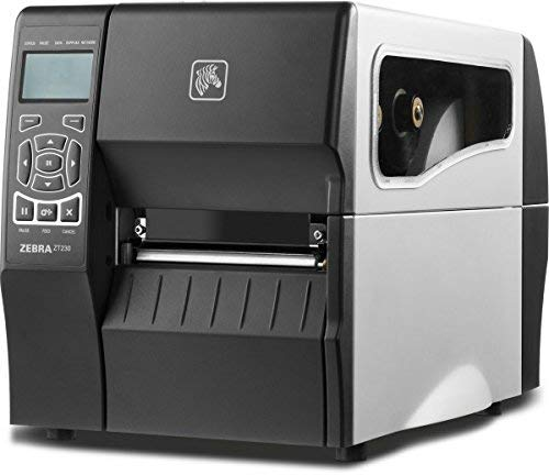 Zebra ZT410 stampante per etichette (CD) Termica diretta/Trasferimento termico 203 x 203 DPI Cablato (Ricondizionato)