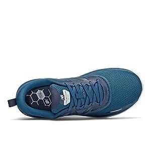 New Balance Men's Fresh Foam Altoh V1 Running Shoe, Blue/Tan, 10.5 M US