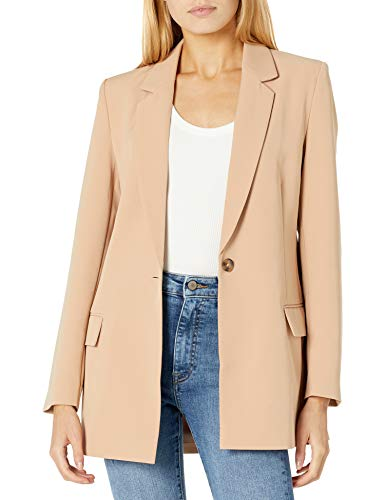 Marque Amazon - Blake Blazer Long par The Drop