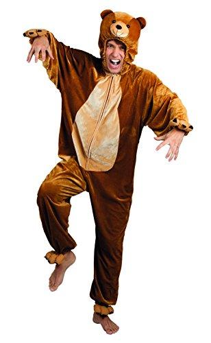 Boland Costume pour Adulte Ours en Peluche