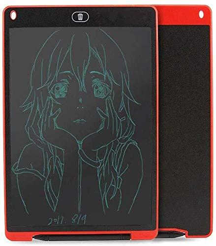 YONGYONGCHONG Schrijftafel, 12-inch LCD-digitaal tablet ultradun touchpad, elektronische whiteboard, notitieboek, memo, tekenplank, notitieblok