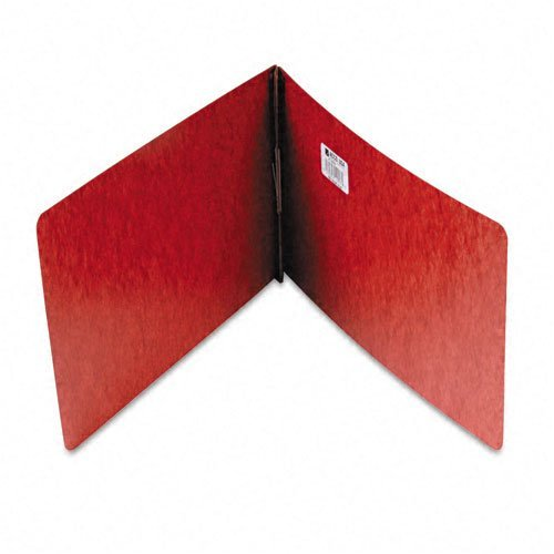 """ACCO Legal Size Pressboard Binder Report Cover for 8-1/2""""(W) x 14""""(L) Legal Size Paper, Prong Clip, 2-Inch Capacity, Red - 5 Per Pack"""