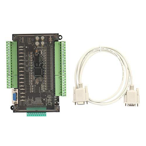 DC24V 32MT PLC Controller, 32MT PLC Controller 8 Channel 100k Pulse 32bit MCU 16 Input 16 Transistor Output