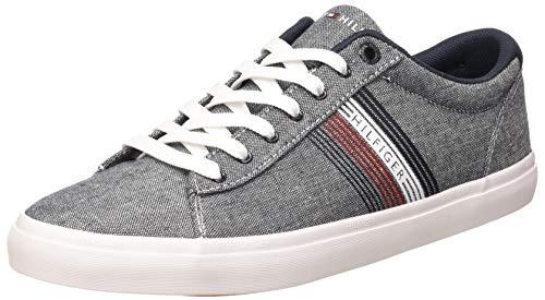 Tommy Hilfiger Mens Harrison 5D2 Sneaker, Desert Sky, 43 EU