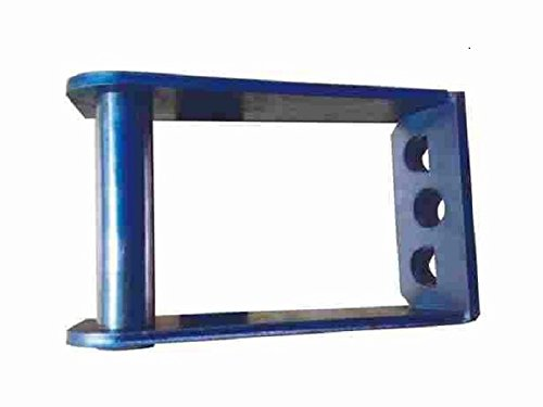 Adapterrahmen MS01 MS03 MS08 passend zu Lehnhoff Schnellwechselsystem Anschweissrahmen Adapter Rahmen Hoch Tief Lieferbar auch mit aufgeschweißter Platte (MS01 Adapterrahmen)