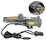 DC 12V Fully Automatic Electric Car Jack 2200lb/1 Ton for Tire Change