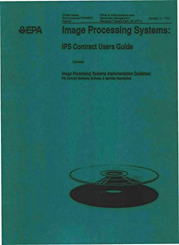 Image Processing Systems IPS Contract Users Guide (English Edition)