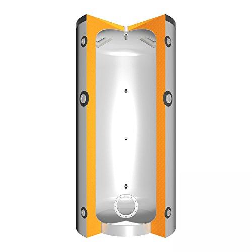 Schindler + Hofmann Speichertechnik 106500F Wärmepumpen - Pufferspeicher 500 L mit Flansch