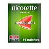 Nicorette Invisipatch, 14 Nicotine Patches