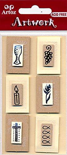 Artoz Artwork 3D Motiv-Sticker 185550-99,