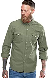 NxtSkin Mens Cotton Full Sleeve Shirt