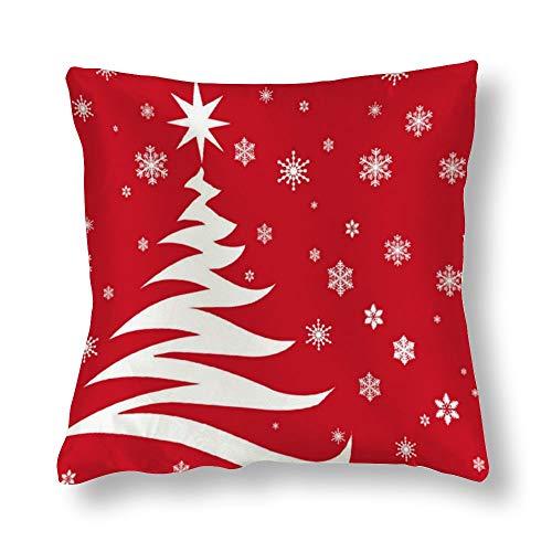 Funda de almohada con diseño de Navidad