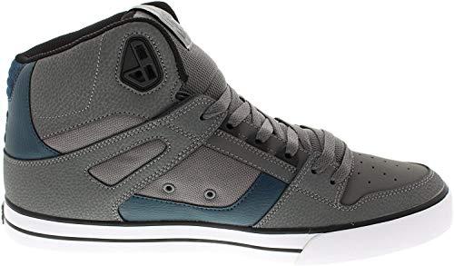 DC Shoes Pure High WC - High-Top Shoes - Schuhe - Männer - EU 39 - Grau