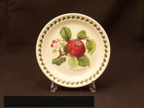 Portmeirion Pomona Bread Butter Los Save money Angeles Mall Plate Hoary - Apple Morning s