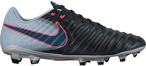 Nike Herren Tiempo Ligera Iv Fg Fußballschuhe, Schwarz (Black/Navy-Light/Blue -Armory), 39 EU
