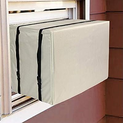 Homydom Window Air Conditioner Cover M