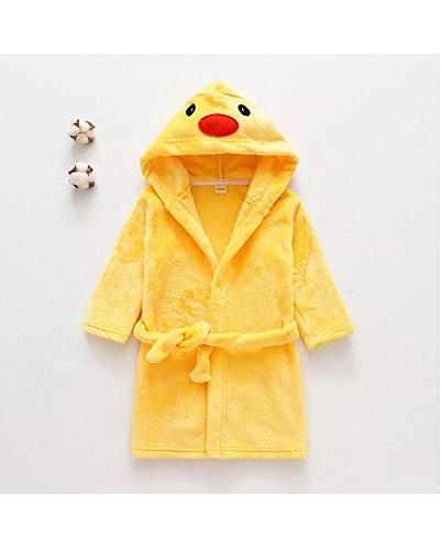 Robe de chambre d'enfant peignoir Animal Peignoir à capuchon Serviette Robe de nuit Cosplay Costumes pour enfants Pyjamas