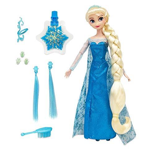Disney Elsa Hair Play Doll – Frozen – 11 ½ Inches