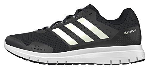 adidas adidas Herren Duramo 7 Laufschuhe, Schwarz (core Black/FTWR White/core Black), 43 1/3