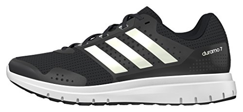 adidas Duramo 7, Zapatillas de Running para Hombre, Negro (Core Black/FTWR...