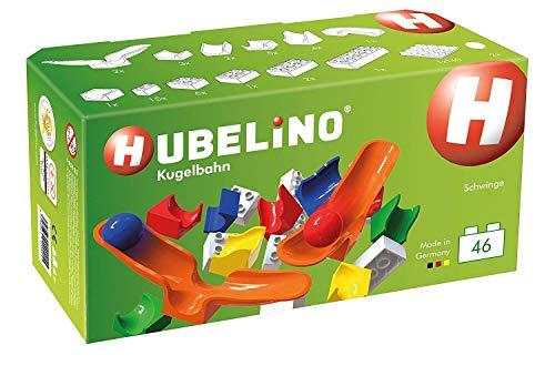 Hubelino 420411 Kugelbahn Schwinge Erweiterung, kompatibel