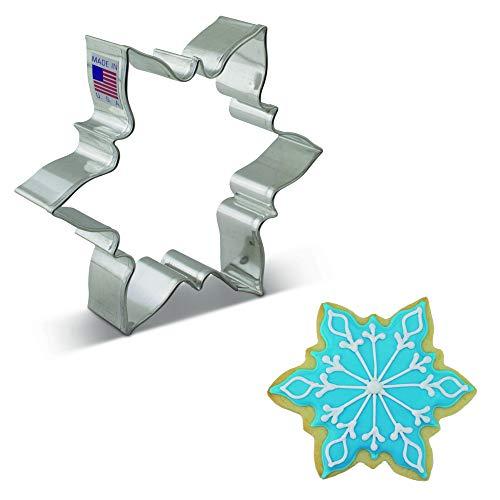 Ann Clark Cookie Cutters IJs Sneeuwvlok Koekjesvorm, 11,4 cm