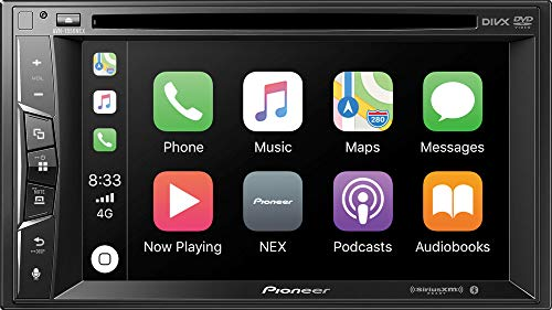 Pioneer AVH-1550NEX 6.2 Inch AV Receiver with Carplay & Bluetooth