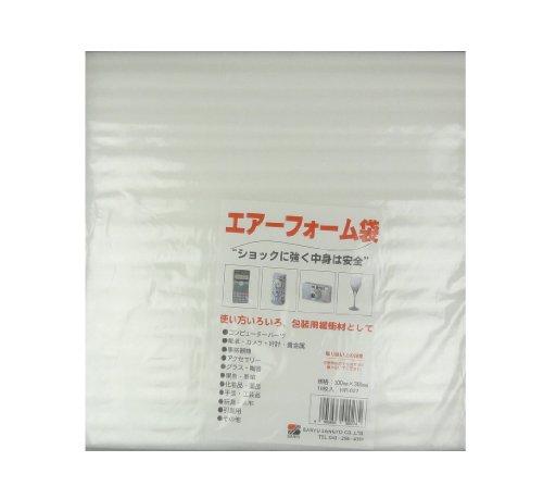 三友産業 エアーフォーム袋 10枚入 HR-027 1�o×300�o×300�o