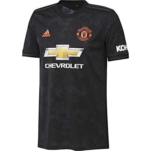 adidas Herren T-Shirt MUFC 3 JSY, Negro, M, ED7390