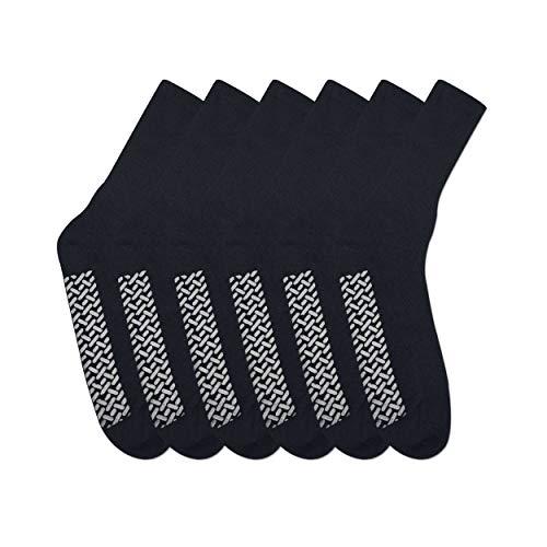 Noble Health Care Diabetic Non Skid Hospital Slipper Socks