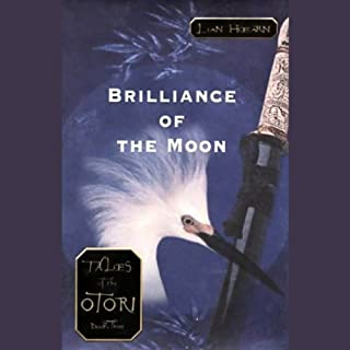 Brilliance of the Moon audiobook cover art