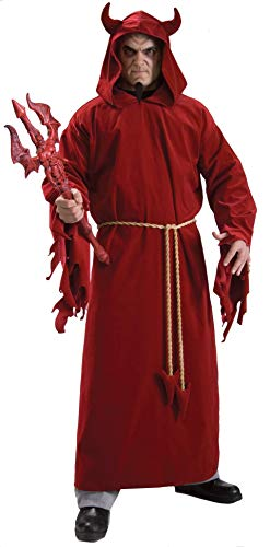 Rubie's Demon Lord, Red, One Size Costume