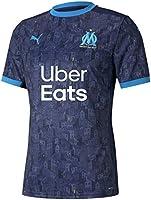 PUMA Om Away Shirt Replica with Sponsor T-Shirt Homme