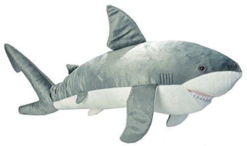 Wild Republic - CK Jumbo Tiburon de Peluche, 96 cm (18700)