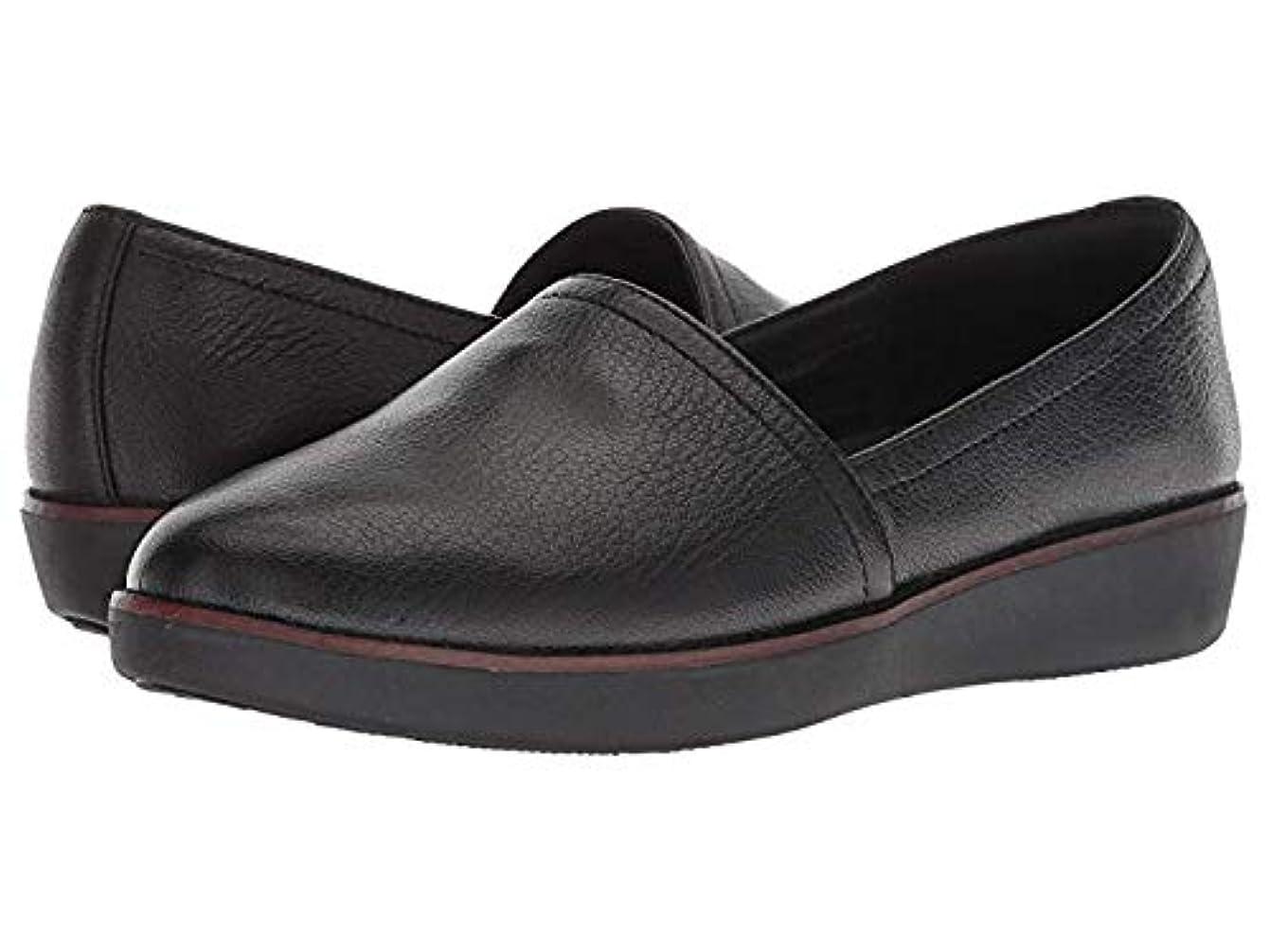 レイアウト空港キャラバン[FitFlop(フィットフロップ)] レディースローファー?靴 Casa Black US 8.5 (25.5cm) M (B) [並行輸入品]