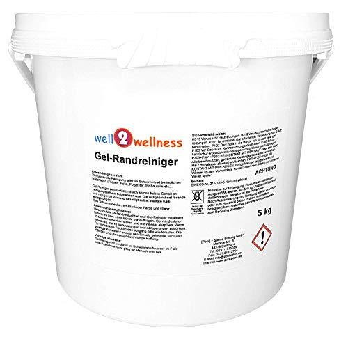 Schwimmbadreiniger Poolreiniger - Gel-Randreiniger 5,0 kg