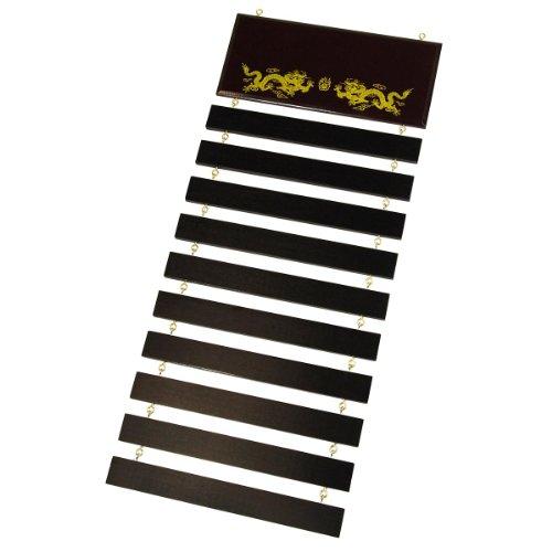DerShogun Gürtel Display für Kampfsportgürtel