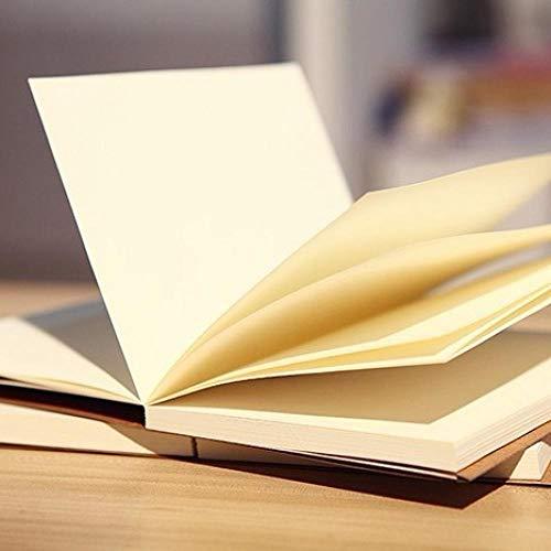 1PC 32K Retro Bastelpapier Blank Sketchbook Bullet Notebook Journal Nettes Tagebuch Papierzubehör Schulbriefpapier -Blank_paper_32k