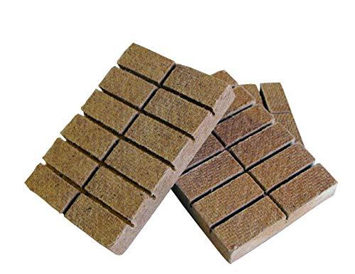 1200 St. Bio Anzünder Grillanzünder Kaminanzünder geblockt Holzfaser + Wachs