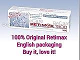 retimax 1500Vitamine A, Retinol, ungüento Protecteur, 30g anti-envejecimiento