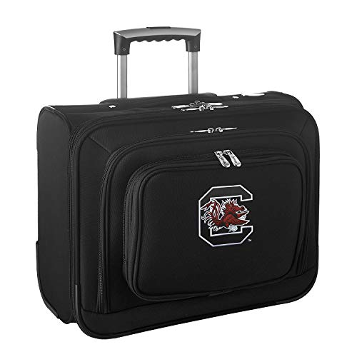 Cheapest Price! NCAA South Carolina Fighting Gamecocks Wheeled Laptop Overnighter