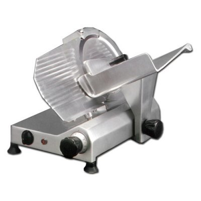 Best Bargain 11-INCH BELT-DRIVEN MEAT SLICER WITH 0.35 HP MOTOR