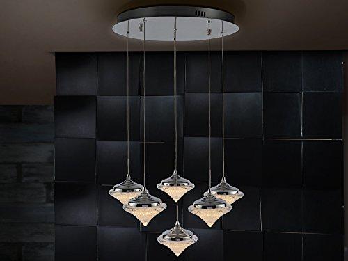 SCHULLER - Moderne LED-Pendelleuchten - Kollektion Zoe 6L LED - iBERGADA