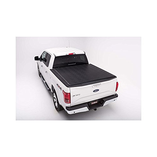 Truxedo 969601 Titanium Hard Roll-Up Tonneau Cover for Ford F-250/F-350/F-450 Super Duty 8' Bed